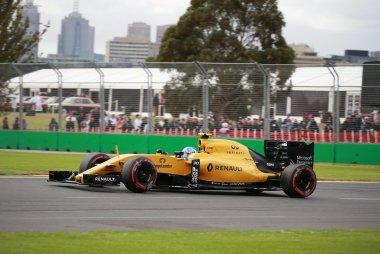 Jolyon Palmer - Renault Sport F1 Team