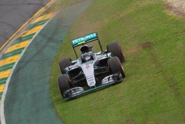 Nico Rosberg - Mercedes AMG Petronas F1 Team