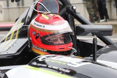 François Bouillon - McDonald's Racing