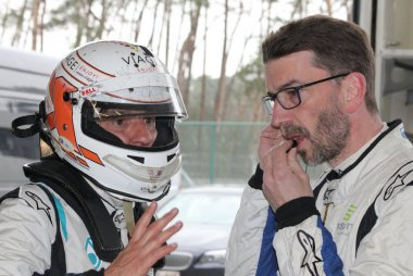 Koen & Kris Wauters - MExT Racing Team