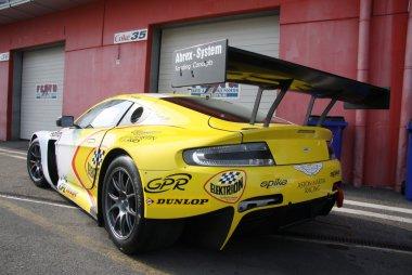 Circuit Zolder, donderdag 4 april 2013 - Internationale testdag