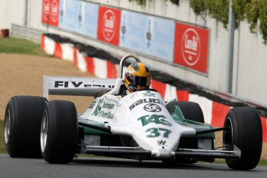 Christophe D'Ansembourg - Williams FW07/C