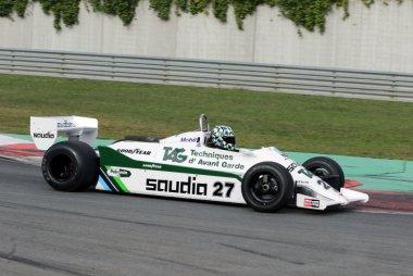 Mike Wrigley - Williams FW07