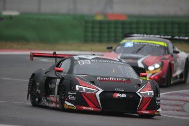 Belgian Audi Club Team WRT Audi R8 LMS Dries Vanthoor