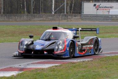 Day-V-Tec - Ligier-Nissan LMP3