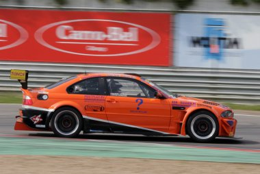 BS Racing Team - BMW E46 GTR