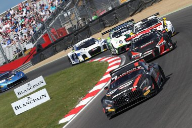 HTP Motorsport - Mercedes AMG GT3