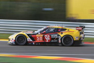 Labre Competition - Chevrolet Corvette C7-Z06