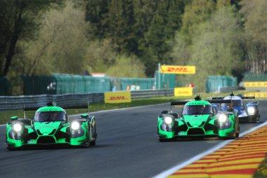 Extreme Speed Motorsports - Ligies JS P2 Nissan