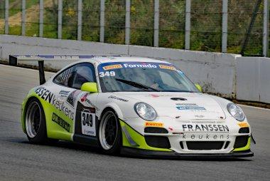 Erik Bruynoghe - Porsche 997 Cup