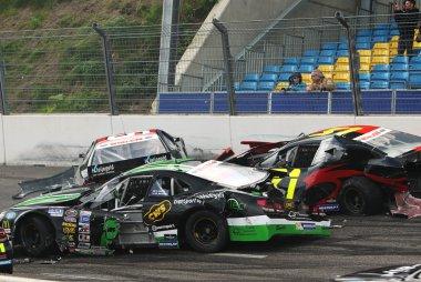 Crash Elite 1 NASCAR Whelen Euro Series Venray