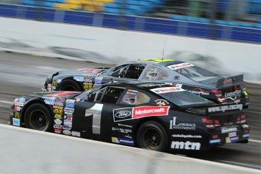 Anthony Kumpen - PK Carsport Chevrolet SS vs. Borja Garcia - SPV Racing Chevrolet SS