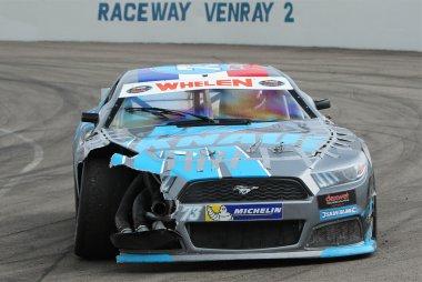 Wilfried Boucenna - Knauf Racing Team Ford Mustang