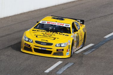 Alon Day - Salvador Tineo Arroyo - Caal Racing Chevrolet SS