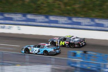 Wilfried Boucenna - Knauf Racing Team Ford Mustang vs. Anthony Kumpen - PK Carsport Chevrolet SS