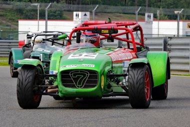 Martin Pratt - Caterham Supersport