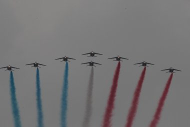 Franse luchtmacht 24 Heures du Mans 2016