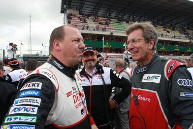 John Litgens - Toyota Team