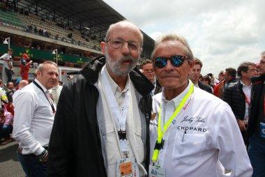 Henri Pescarolo & Jacky Ickx