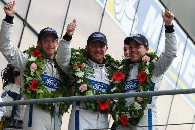 Sébastien Bourdais - Dirk Müller - Joey Hand - Ford Chip Ganassi Racing Team USA