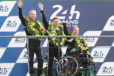 Jean-Bernard Bouvet, Christophe Tinseau & Fréderic Sausset
