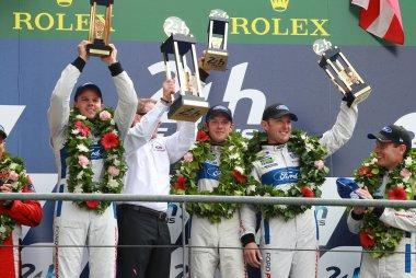 Dirk Müller Sébastien Bourdais Joey Hand - Ford Chip Ganassi Racing Team USA