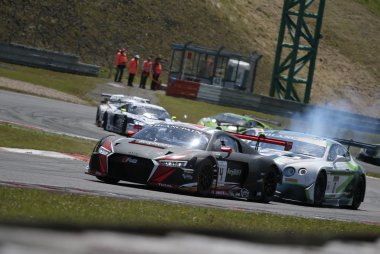 Belgian Audi Club Team WRT Dries Vanthoor