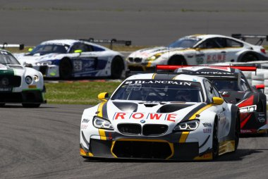 Rowe Racing BMW M6 GT3