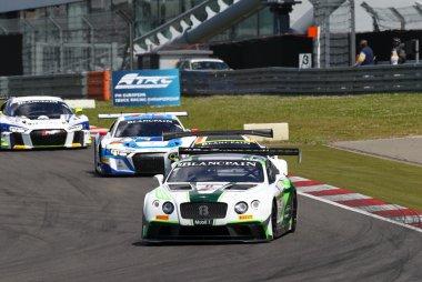 Bentley Team M-Sport Bentley Continental GT3