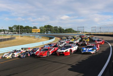 wagens line-up 2016 WSCC 6 Hours of the Glen
