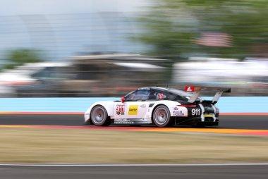 Porsche North America - Porsche 911 RSR