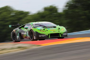 Change Racing - Lamborghini Huracan GT3