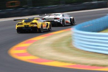 Dream Racing & Corvette Racing - Lamborghini Huracan GT3 & Chevrolet Corvette C7.R