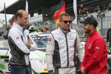 Wolfgang Reip, Maxime Soulet en Franck Perera