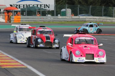 VW Fun Cup 25 Hours of Spa 2016