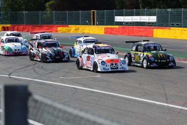 start VW Fun Cup 25 Hours of Spa 2016