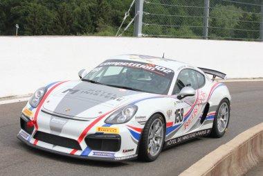 Delahaye Racing Team - Porsche Cayman GT4 Clubsport