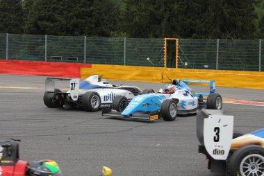 Sisa Ngebulana & Thomas Randle - HHC Motorsport & Douglas Motorsport