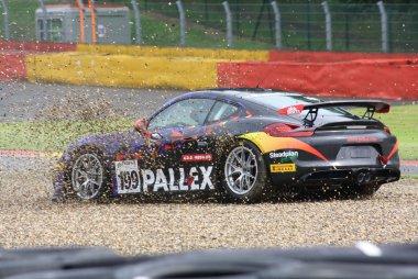 Pall-Ex Slidesport Motorsport - Porsche Cayman GT4 Clubsport