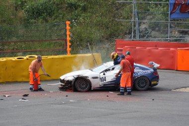 V8 Racing International - Aston Martin Vantage GT4
