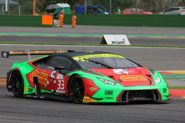 Barwell Motorsport - Lamborghini Huracan GT3