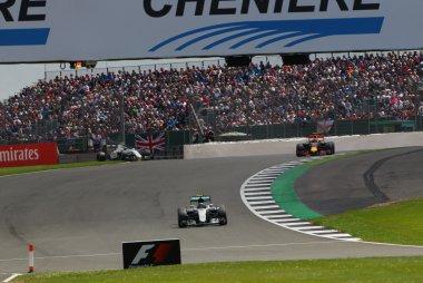F1 GP van Groot-Brittannië 2016