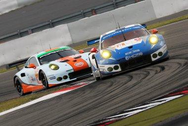 KCMG Porsche 911 RSR