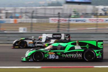 ESM Ligier JS P2 Nissan