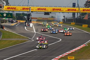 start 2016 6 Hours of Nürburgring