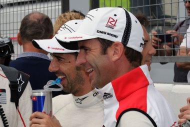 Neel Jani & Romain Dumas