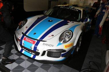 RMS - Porsche 991 GT3 Cup