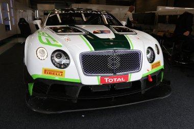 Bentley M-Sport - Bentley Continental GT3