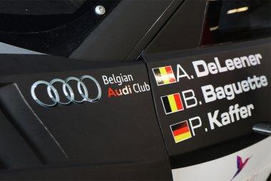 Belgian Audi Club Team WRT - Audi R8 LMS GT3 #4