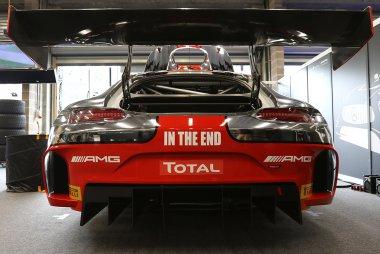 AMG - Team Black Falcon - Mercedes-AMG GT3